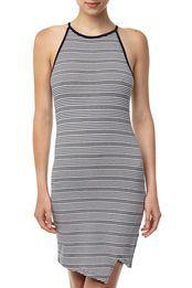 kn mindy strappy mini dress