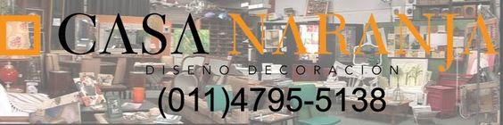 Casa Naranja - feria de muebles usados, retro, de estilo, cuadros, objetos decorativos. Viernes 10:30 a 13:30 y 16:30 a 20hs y Sabados 10:30 a 13:30hs, Av. San Martin 2568 Florida (Vicente Lopez)