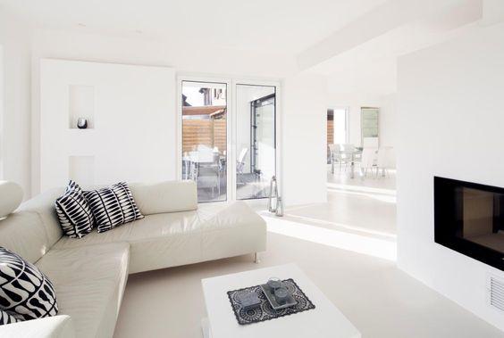 Ferreira   Verfürth Architekten - Wohnzimmer