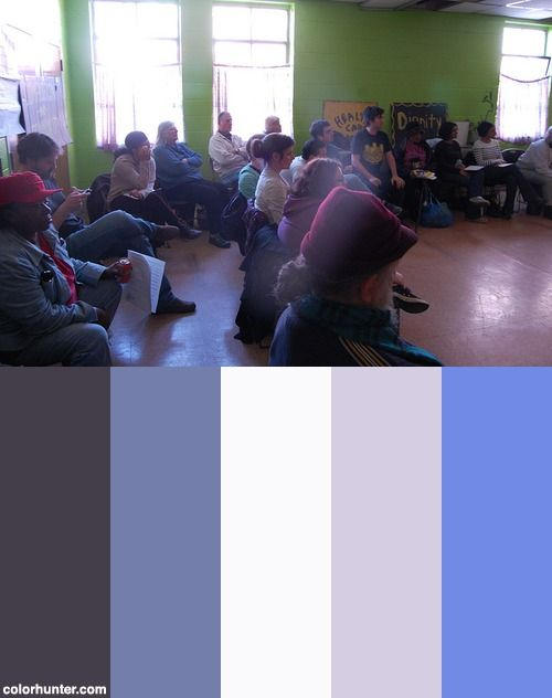United Workers Human Rights Dialogue (jan. 19, 2013) Color Scheme