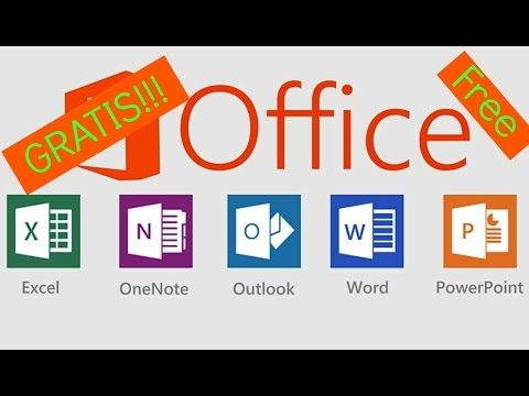 Descargar Office 2016 Gratis Completo Y Activado Youtube Cursillo Microsoft Microsoft Word