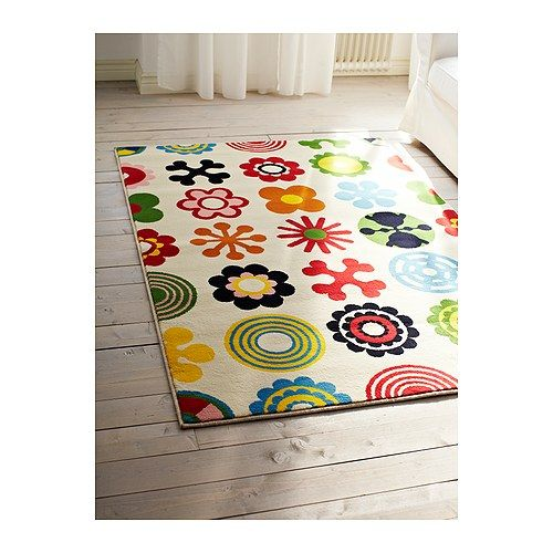Ikea Rug Colorful: For Kids, Colorful Rugs And Kid On Pinterest