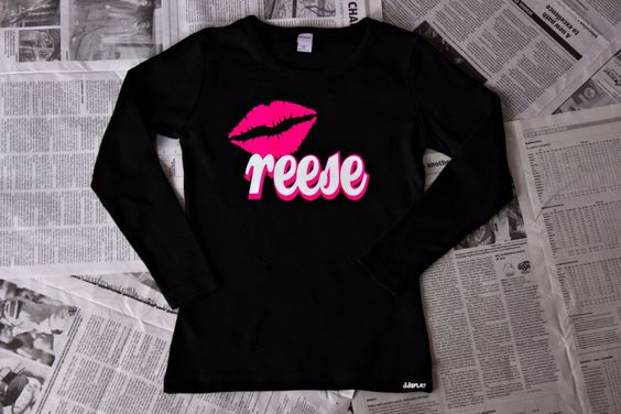 Kiss Me Valentine Day Tee www.jumpinjacksplat.com