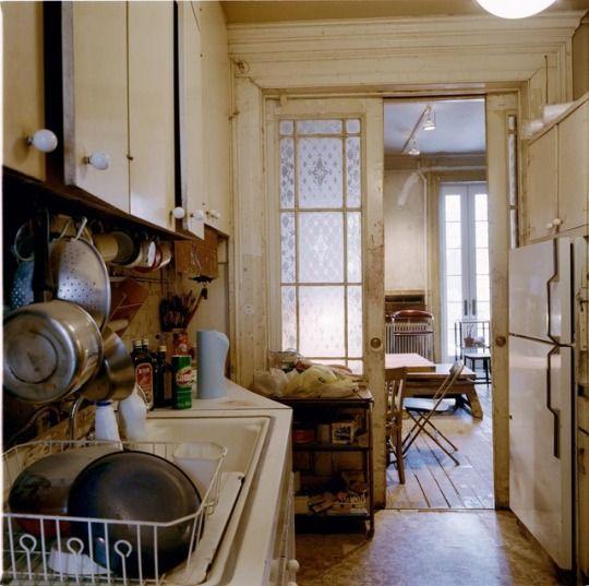 Louise Bourgeois New York Apartment Studio Photo Francois Halard New York Apartment Kitchen On A Budget New York Apartments