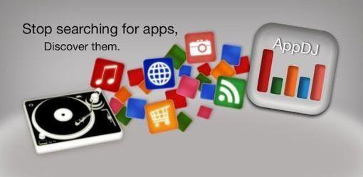 AppDJ – descubre aplicaciones para terminales Android según tus criterios