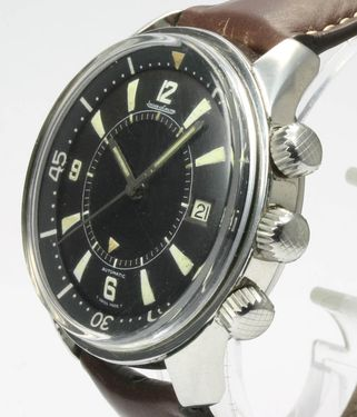 jaeger le coultre -   Memovox Polaris original 1965