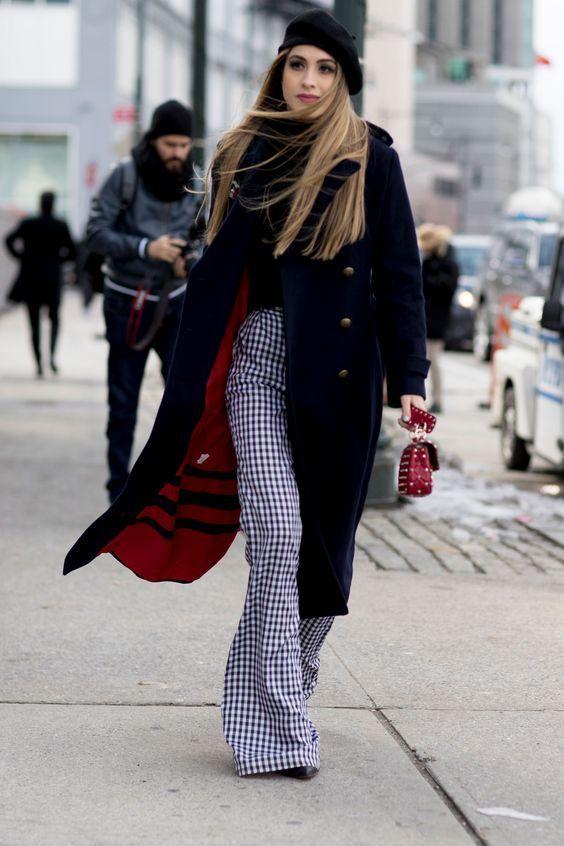 New York Fashion Week Street Style Day 6 Fall 2017