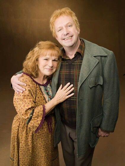 Mr & Mrs Weasley