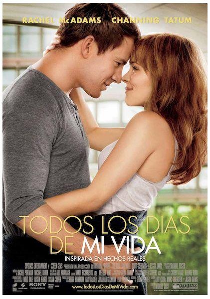 Todos los dias de mi vida - Rachel McAdams ! #buenrollo #movies #cine