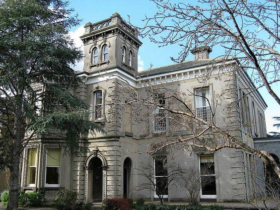 Cumnock - Parkville, built 1889