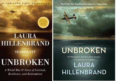 unbroken by laura hillenbrand essay Unbroken book summary & chapter summaries of unbroken novel skip to navigation skip to unbroken by laura hillenbrand home / bestsellers / unbroken.