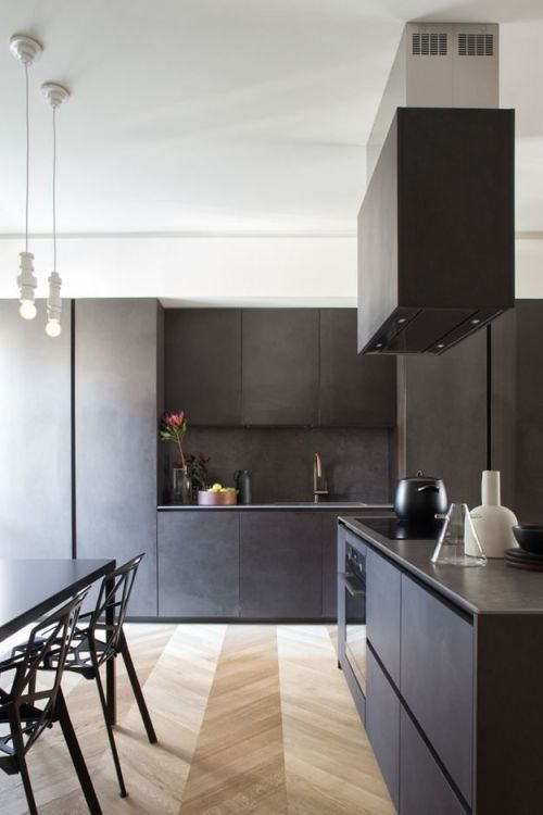 Home Interior Design Black Box Interior Design Kitchen