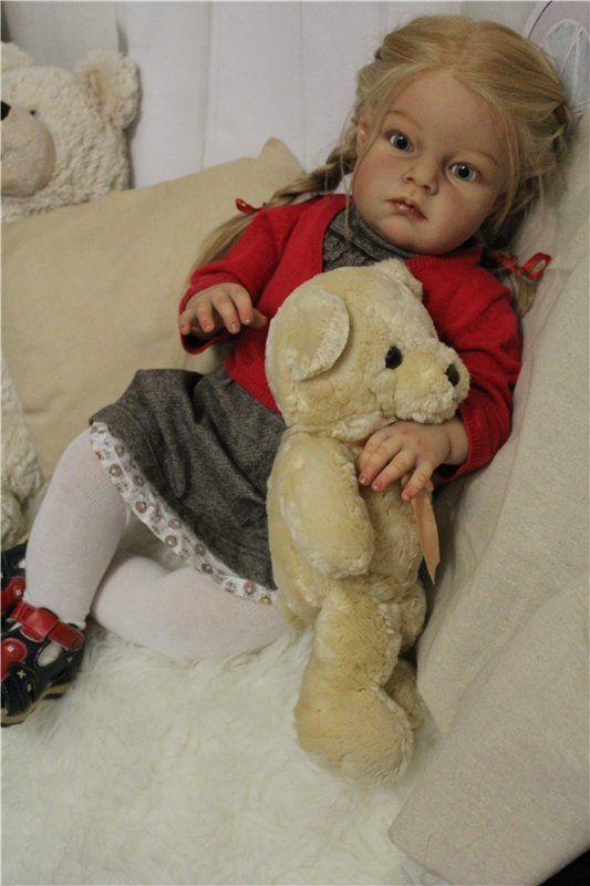 Моя малышка реборн Юленька. Мастерская Виктории Голда / Куклы Реборн Беби - фото, изготовление своими руками. Reborn Baby doll - оцените мастерство / Бэйбики. Куклы фото. Одежда для кукол