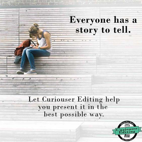 Editing novels