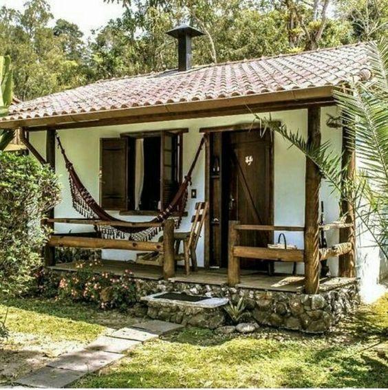 25 Fachada De Casa Rustica Rural Modelos De Casas Rusticas Casas De Campo Casas Prefabricadas