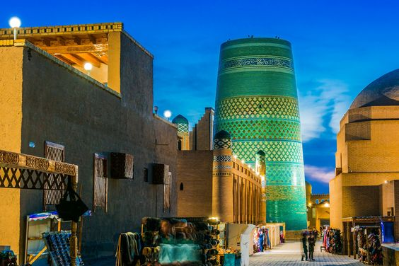 Khiva tour packages  #Khivatourpackages