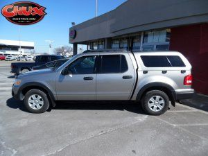 Worksheet. 2008 Ford Explorer Sport Trac with ARE Z series camper shell