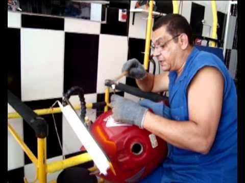 DICAS DE AMASSADO SOBRE MOTOS:.PARTE 3