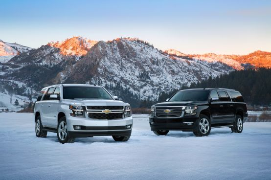 2015 Chevrolet Tahoe Starts At 45 890 Suburban 48 590 Motor Trend Chevrolet Tahoe 2015 Chevy Tahoe Chevy Tahoe