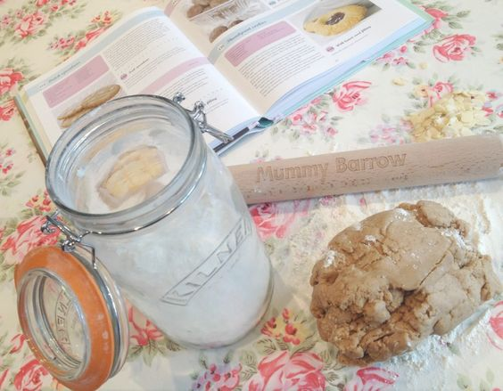Dutch Speculaas recipe.  Very quick and easy!