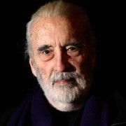 Christopher Lee - Rest in peace, Saruman. ;-(