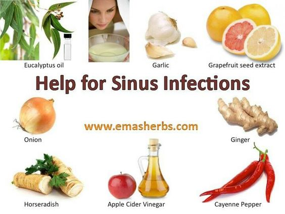 Natural Cures For Sinus Infections In Adults