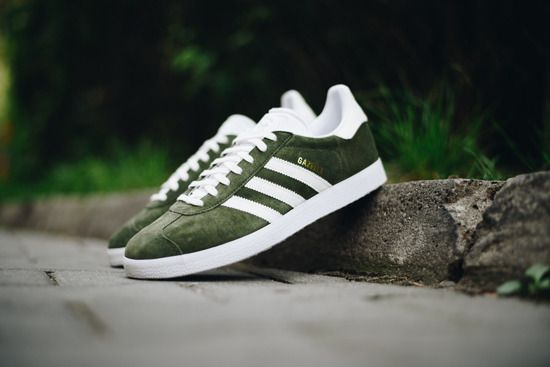 adidas gazelle cream uomo
