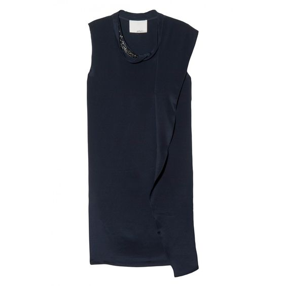 3.1 Phillip Lim	Draped Shift Dress