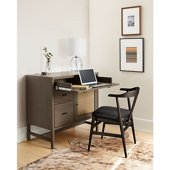 Berkeley Modern Furniture berkeley office cabinet | desks, modern desk and storage