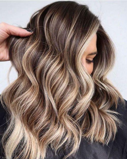 65 Best Brown Hair With Highlights Ideas Dark Medium Light Colors Blonde Hair Shades Blonde Hair Color Chart Brown Blonde Hair