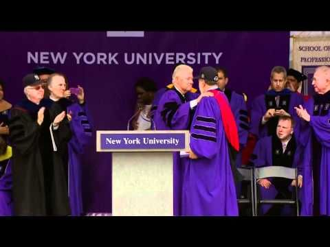 Highlights from NYU's 179th Commencement in Yankee Stadium on May 18, 2011. #video #college #graduation