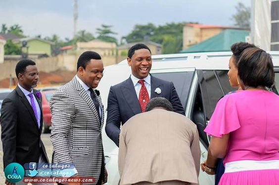 For us in Lagos, #7DG started early as we hosted our Snr. Pastor; Rev. Biodun Fatoyinbo to usher us in to this powerful season! Pre-#7DG #SupernaturalSupply