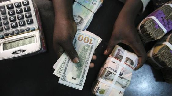 naira to dollar currency trading