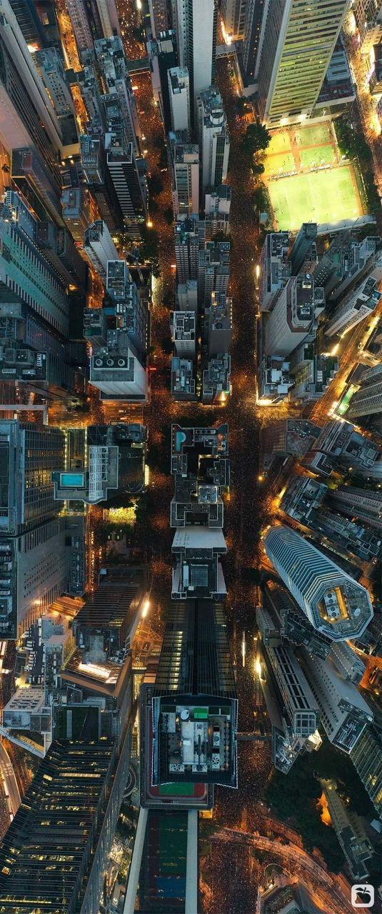 ɦ™æ¸¯åé€ä¸éŠè¡Œ Å·²è¶…過200萬人 People In Hong Kong S Protest Against Extradition Bill Has Exceeded 2 Million Epic Photos City Wallpaper Landscape Photography