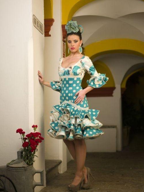Aires de Feria - Tu traje de Flamenca: