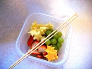Healthy Kids Snack for Later