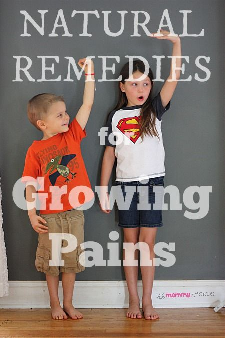 In this post, we'll explore some of the possible causes of growing pains along with natural remedies that studies have found helpful.