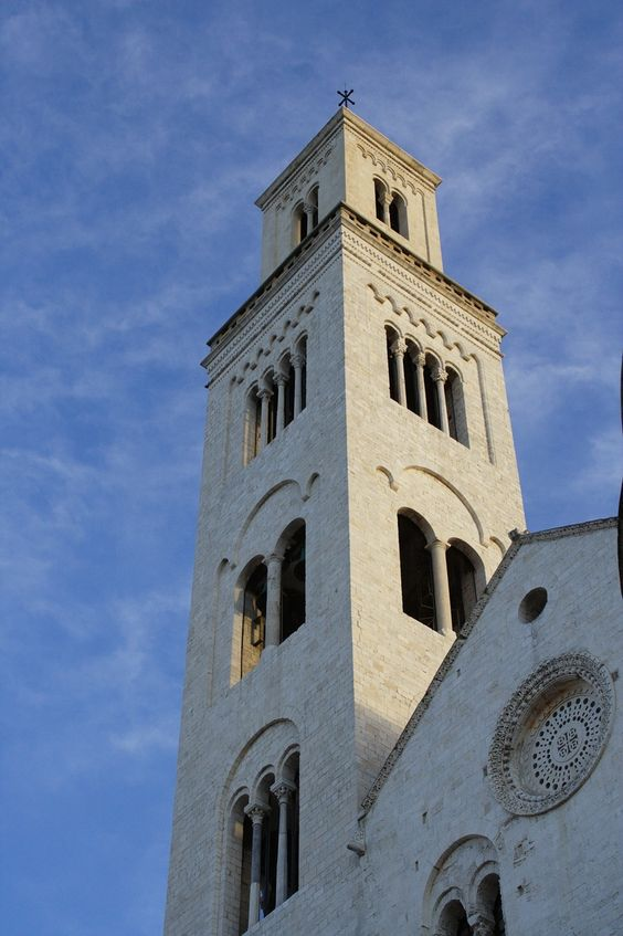It may seem very simple compared to other churches in Italy, but that's the reason for the beauty of the Bari Cathedral. Constructed in the 12th century, this place of worship is an important example of  Romanesque architecture in the Apulian region.