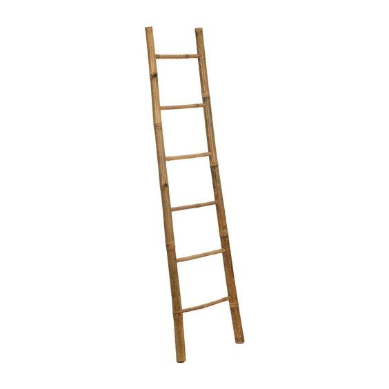 decoratieve ladder bamboe xenos kids room pinterest On xenos ladder