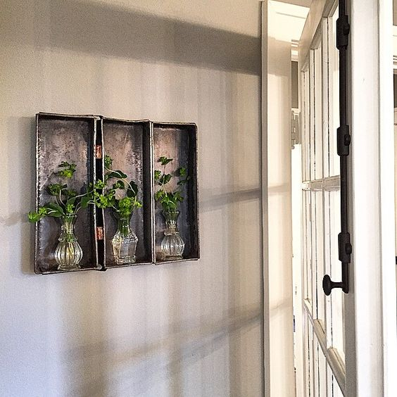 Joanna stevens gaines on instagram finishing touches - How to hang interior french doors ...