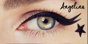 eyeliner angelina