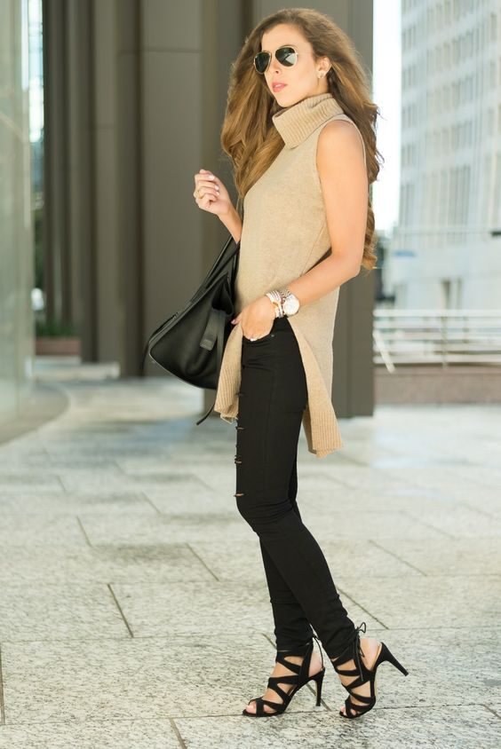 Turtleneck Tunic • For the Love of Fancy