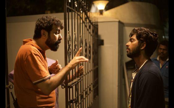 Sarvam Thaala Mayam has been selected for 31st Tokyo Film Festival