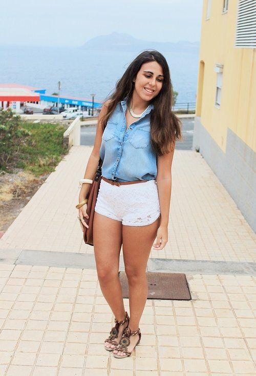 Camisa Shana  Zapatos Fund Grube Bolso Zara