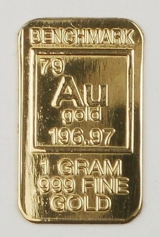 Gold 1gram 24k Pure Bullion