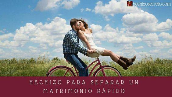 Hechizo Para Separar Un Matrimonio Rápido