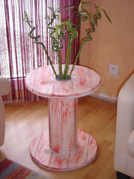 objets detournes | Objets détournés en meubles customisés
