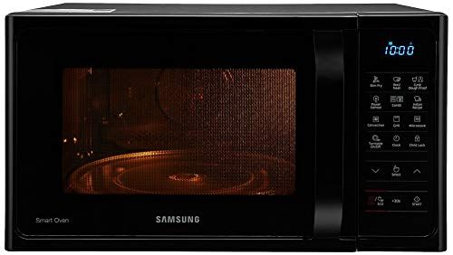 Mc28h5033ck Samsung 28 L Convection Microwave Oven Price In India In 2020 Microwave Convection Oven Convection Microwaves Microwave