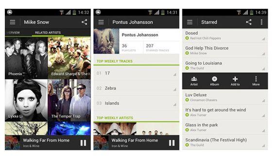 Llega Spotify para Android en versión preliminar on http://conecti.ca
