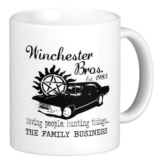 Winchester Family Business Mug